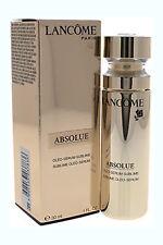 2 Lancome Absolue Sublime Oleo Serum 1oz / 30ml