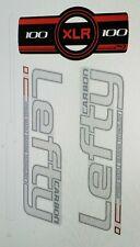 Sticker Decal Set for 2013 Cannondale SCALPEL 29er ULTIMATE Lefty XLR 100 Fork