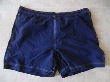 Chaps Men's Women Board Shorts Swin Size XXL 42 Navy