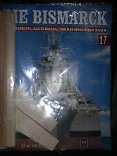 Bismarck/Ausgabe 17 /Hachette/Die Geschichte und  Modell Bauen