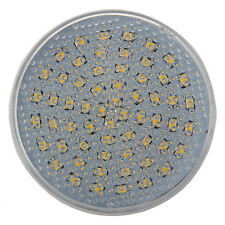 GX53 Lampada Lampadina Incasso 3528 SMD 60 LED Bianco Caldo AC 220-240V 3W I8T1