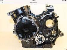 07-08 Kawasaki ZX6R  ENGINE CASE CRANKCASE BLOCK OEM STOCK EA 9359