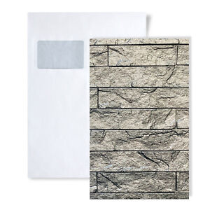 1 SAMPLE PIECE Profhome 3D S-704500 DIN A4 | Wall panel SAMPLE Ledge Stone