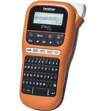 Brother P-touch PT-E110 Handheld Beschriftungsgerät Etikettendrucker NEU OVP