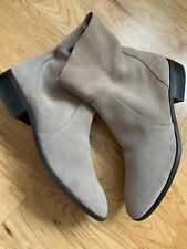 Top Shop Suede Ankle Boots Size 7Uk