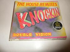 CD  Double Vision  ‎– Knockin (The House-Remixes)
