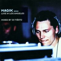 TIESTO - MAGIK 7/LIVE IN LOS ANGELES  CD NEW