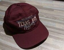 Tournament Headwear NCAA University Texas A&M Aggies Snapback Hat Cap