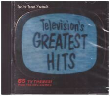 TELEVISION GREATEST HITS - VOL 1 - CD - BRAND NEW