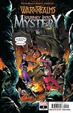 """OF 5 WAR OF REALMS JOURNEY INTO MYSTERY #2 MARVEL COMICS /""""WA1/"""""""