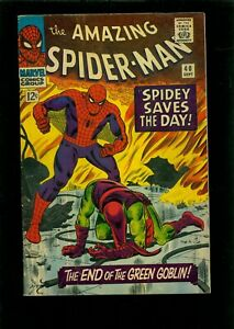 Amazing Spider-Man 40 GD 2.0 Piece Off Back Cover