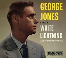 George Jones - White Lightning [CD New]
