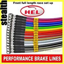 Performance Part HEL Motorcycle Brake Lines & Hoses