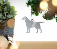 Labrador - Christmas tree bauble, decoration, ornament