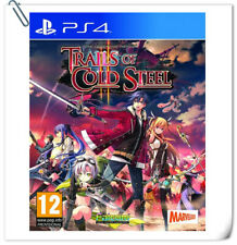 PS4 THE LEGEND OF HEROES: TRAILS OF COLD STEEL II Sony PQube RPG Games