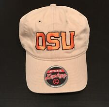 d77a440b Oklahoma State Cowboys Zephyr Dad Hat Khaki Tan Adjustable NWT
