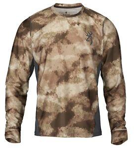 Browning Hell's Canyon Speed Plexus-FM LS Mesh Shirt