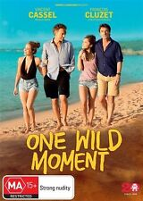 One Wild Moment NEW R4 DVD