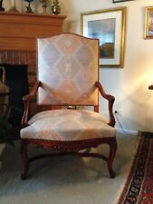 17th Century French Regency Arm Chairs
