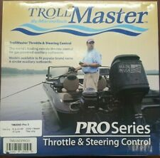 TrollMaster TM209DPRO3 Pro3 Throttle and Steering Control Mercury 15 & 20 Tiller