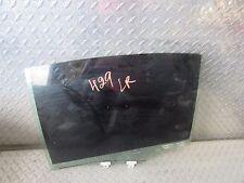 07 08 INFINITI G35 LEFT DRIVER REAR WINDOW GLASS