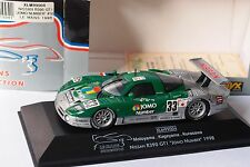 ONYX NISSAN R390 GT1 #33 JOMO NUMBER LE MANS 1998 1:43