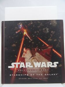 Star Wars Roleplaying Game - Starships of the Galaxy (WTC) 102001014