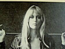 "1967 BSA Birmingham Small Arms Motorcycle""Ready to Display""Jill Blank 1968 1969"