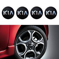 Wheel Center Hub Cap Black 4P For 2011 KIA PICANTO All New Morning 529603W200
