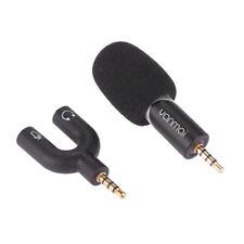 Mini Uni-Directional Condenser Microphone Sound Recording Recorder Mic F0U6