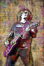 Sammy Hager 20x30inch Poster Sammy Hager Van Halen Print Free Poster Shipping Us