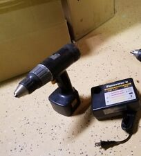Panasonic 15.6v Cordless Drill Driver w/  Battery & charger