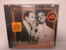 DUKE ELLINGTON AND HIS GREAT VOCALISTS ~ 1997 SONY ~ NEW SEALED CD