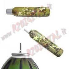 3 CONF BOMBOLETTA GREEN GAS G350 PER PISTOLA FUCILE AIRGUN RICARICA SOFT AIR GUN