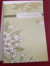 Hallmark Happy Anniversary Greeting Card Thoughtful Card Great Price