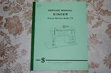 Professional Full Edition Service Repair Manual for Singer 719 Sewing Machines.