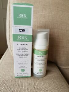 New Ren Evercalm Global Protection Day Cream Sensitive Skin 50ml