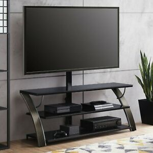 "Whalen Payton 3-in-1 Flat Panel TV Stand for TVs up to 65"", Multiple Finishes Av"