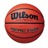 New Wilson Reaction Performance Game Ball Basketball Indoor & Outdoor SIZE :  7