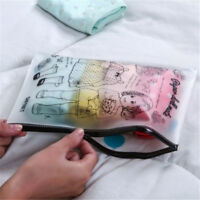 Travel Cosmetic Storage Make Up Bag Folding Hanging Wash Organizer Pouch G