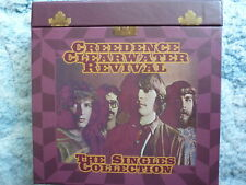 CREEDENCE CLEARWATER REVIVAL CCR BOX (No Records)