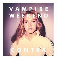 Contra by Vampire Weekend (CD, Jan-2010, XL)