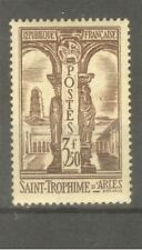 "FRANCE STAMP TIMBRE N° 302 "" CLOITRE ST TROPHIME ARLES 1935 "" NEUF xx TB"