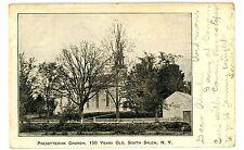South Salem NY - 150 YEAR OLD PRESBYTERIAN CHURCH - Postcard
