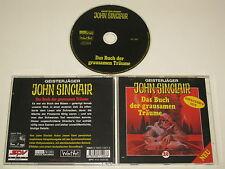 Esprits chasseur john sinclair/le livre des cruel rêves/20 (Lübbe Audio/1207) CD