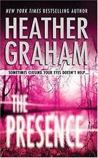 Heather Graham / Presence Mira Paranormal Romance Mass Market 2004