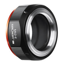 K&F Concept Lens Adapter M42 - Sony NEX E Mount Pro adapter m42 lens to NEX
