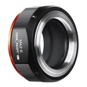 K&F Concept Lens Adapter M42 - Sony Nex E Mount Pro Adapter M42 Lens to NEX