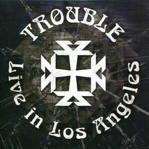 TROUBLE Live In Los Angeles CD 11 tracks FACTORY SEALED NEW 2009 Escapi USA Doom