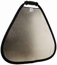 Lastolite LL LR3628 75cm Trigrip Reflector - Sunlite/Soft Silver